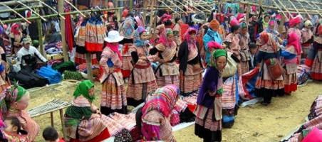 Muong Hum Market Sapa