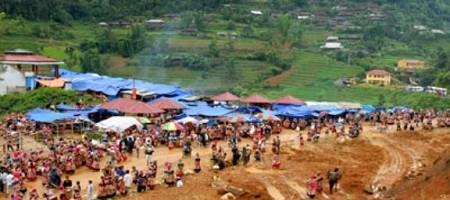 Simacai Market Sapa