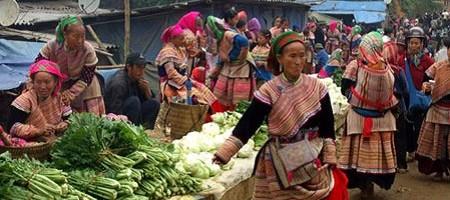 Xin Cheng Market Sapa