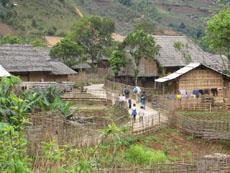ban ho village picture