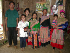 ban pho villagers