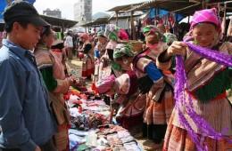 Binh Lu – Tam Duong Market