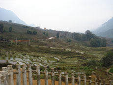 fence Giang Ta Chai