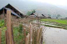 fence ta van village