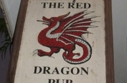 The Red Dragon Pub Sapa