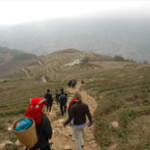 Tour agents in Hanoi to book Sapa Package