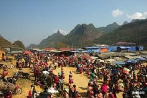 Bac Ha market- new picture