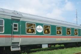 Sapaly Express Train