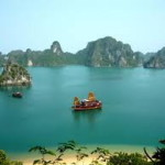 Budget boat or luxury boat on Halong Bay