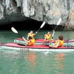 Interesting activities in Halong