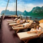 Luxury experience on Halong Bay