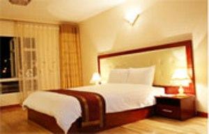 Luxury room in sapa