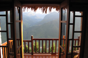 Balcony view, Topas Ecolodge