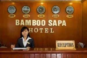 Reception-Bamboo-Sapa-Hotel