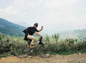 bike in sapa