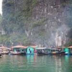 Comprehension about Vung Vieng fishing village