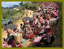 can cau market sapa vietnam