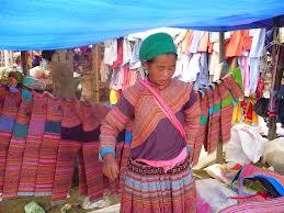 cao son market tour