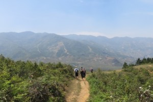 trekking sapa to red-dzao village