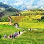 Lung Khau Nhin market tour