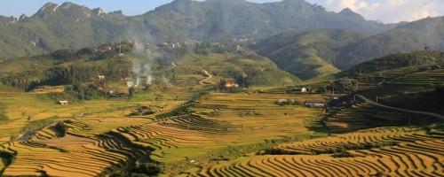 Trekking Ta Phin Village