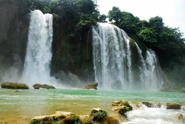 water fall sapa