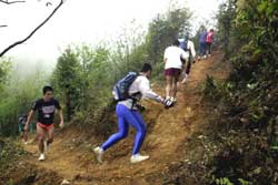 Fansipan Trekking for Singaporean students