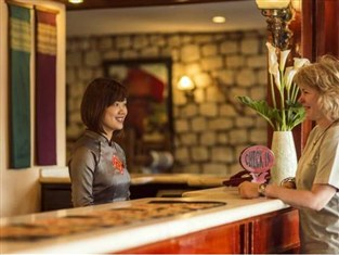 Reception at Victoria Resort Sapa
