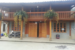 the home stay