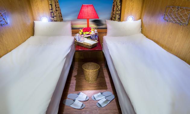 2 bed cabin chapa express sapa