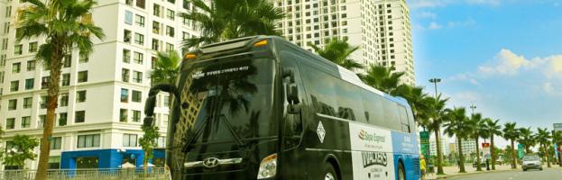 Sapa Express Bus information