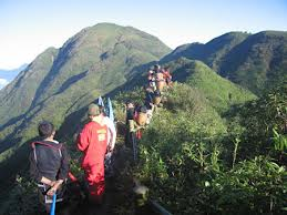 Fansipan Trek, up on foot, down by cable car 1 day