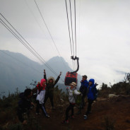 Trek to Fansipan after cable car installation