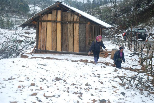 O Quy Ho Pass area